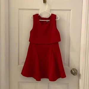 Holiday dress for girls size small